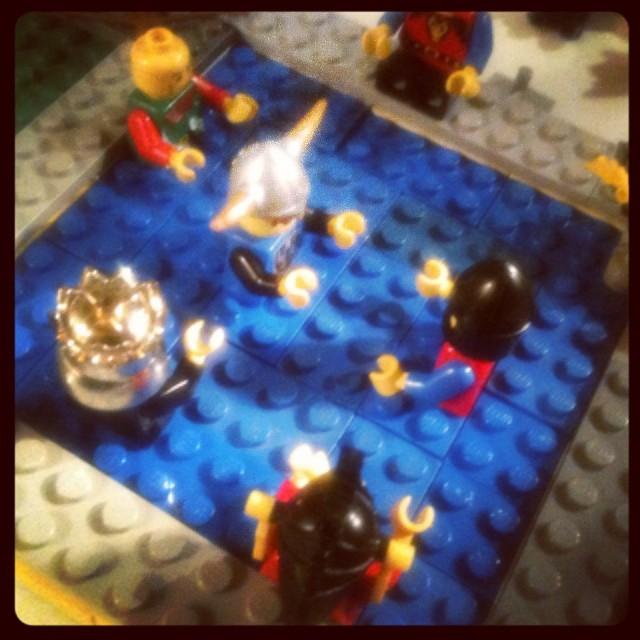 Lego Spa