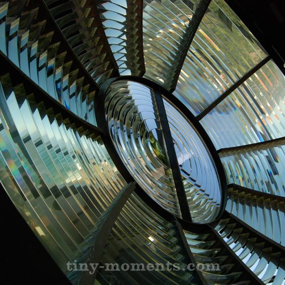 Byron Bay Lighthouse Lens